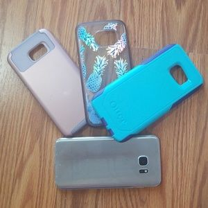 Galaxy s7 edge cases